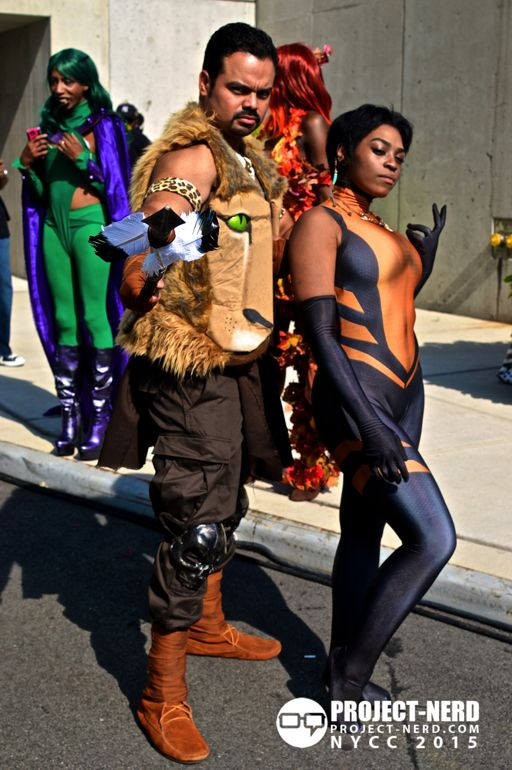 New York Comic Con, NYCC, cosplay, Marvel, DC Comics, cosplayers, 09