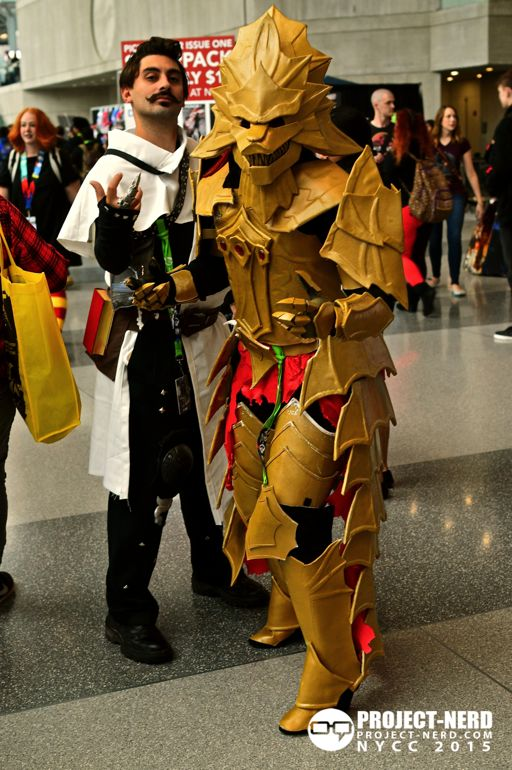 New York Comic Con, NYCC, cosplay, Marvel, DC Comics, cosplayers, 16