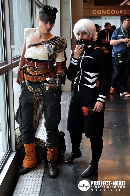 New York Comic Con, NYCC, cosplay, Mad Max, Marvel, DC Comics, cosplayers, 19