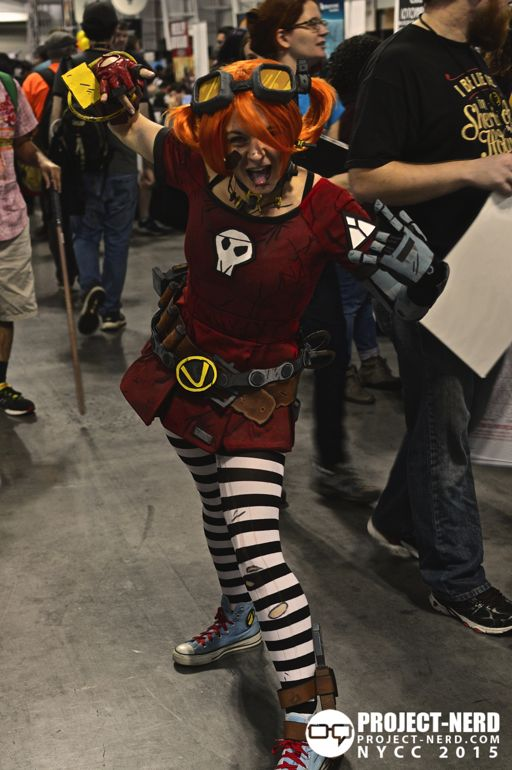 New York Comic Con, NYCC, cosplay, Marvel, DC Comics, cosplayers, 20