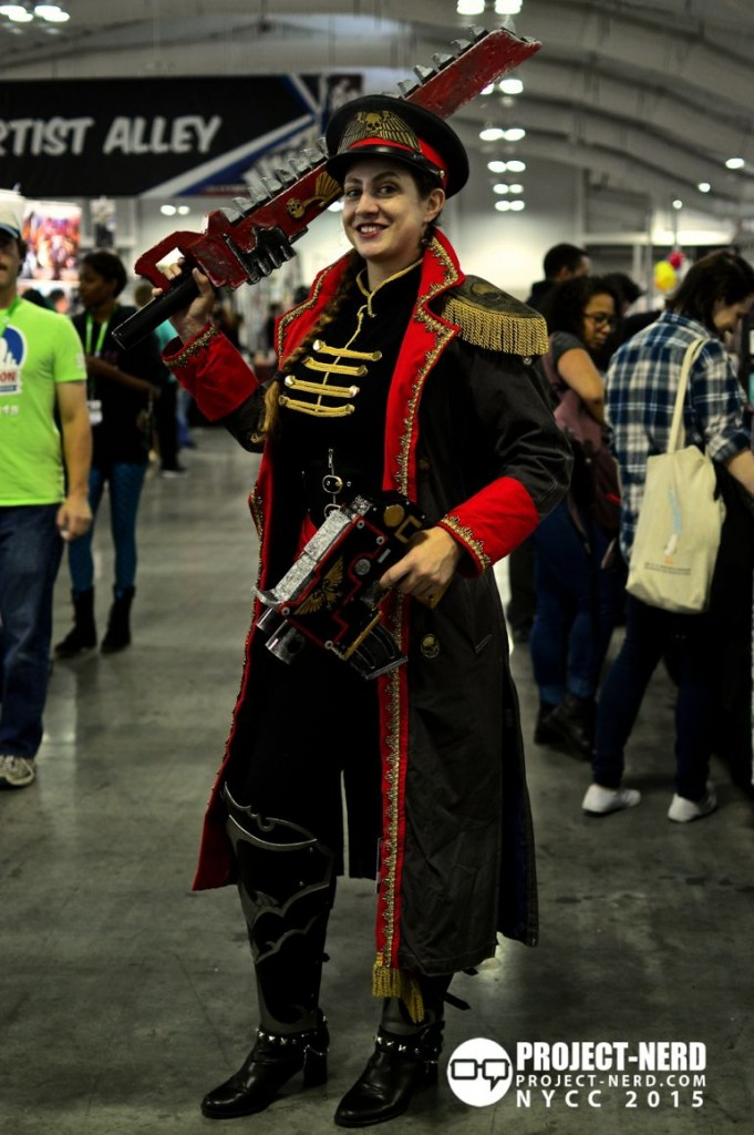 New York Comic Con, NYCC, cosplay, costuming, reddit12