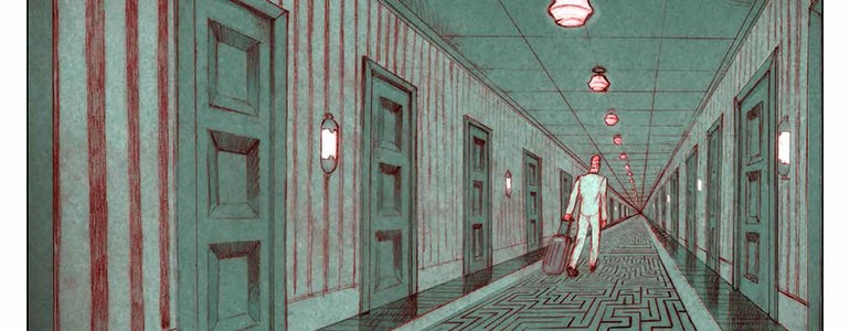 'The Abaddon' Comic Review