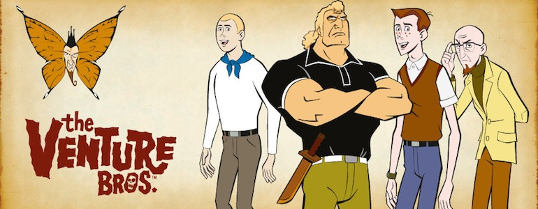 'The Venture Bros.' is Coming Back for Season 6