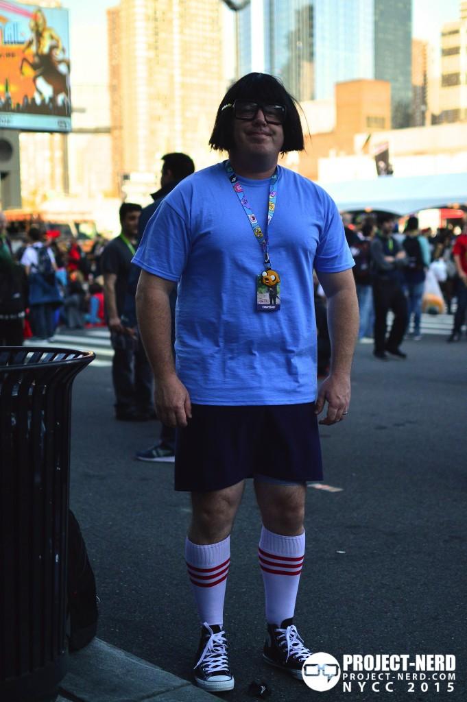 Bob's Burgers, New York Comic Con, NYCC, comics, cosplay