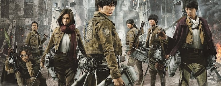 'Attack on Titan: End of the World' Theatrical Review