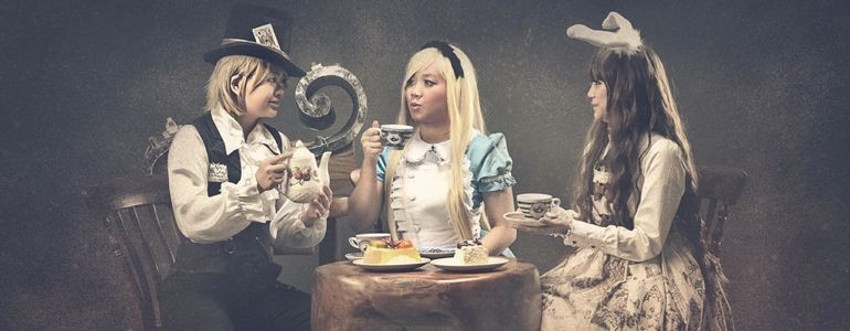 Alice In Wonderland Cosplay Collection