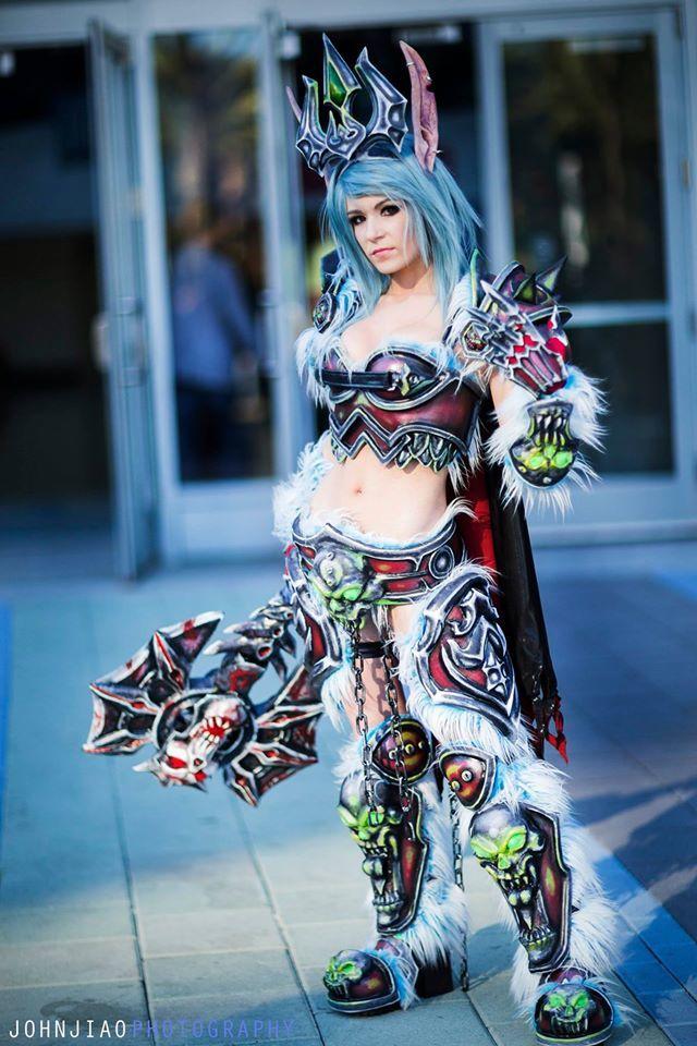 BlizzCon, gaming, comics, anime, armor, World of WarCraft, Tekken, cosplay02