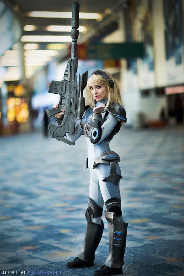BlizzCon, gaming, comics, anime, armor, World of WarCraft, Tekken, cosplay09