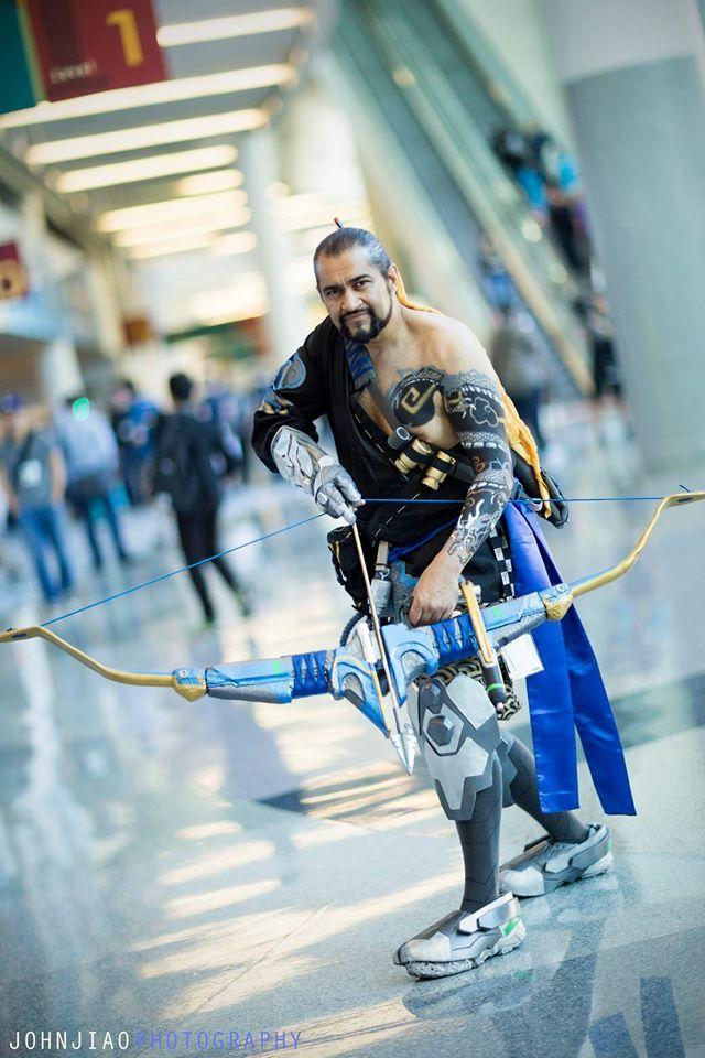 BlizzCon, gaming, comics, anime, armor, World of WarCraft, Tekken, cosplay14