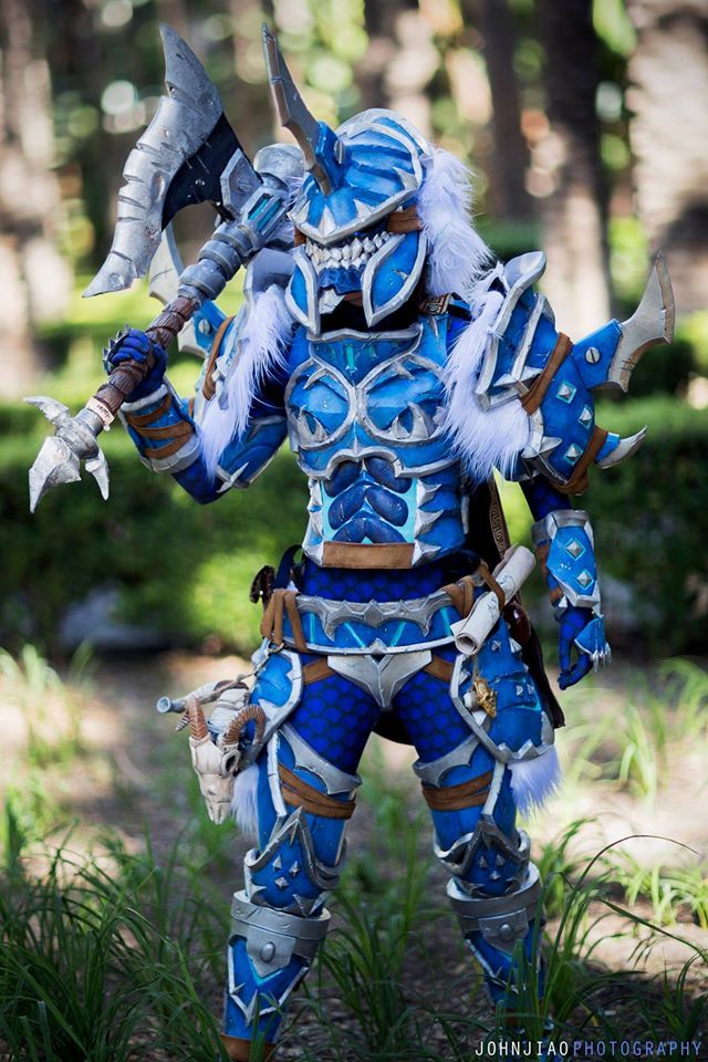 BlizzCon, gaming, comics, anime, armor, World of WarCraft, Tekken, cosplay20