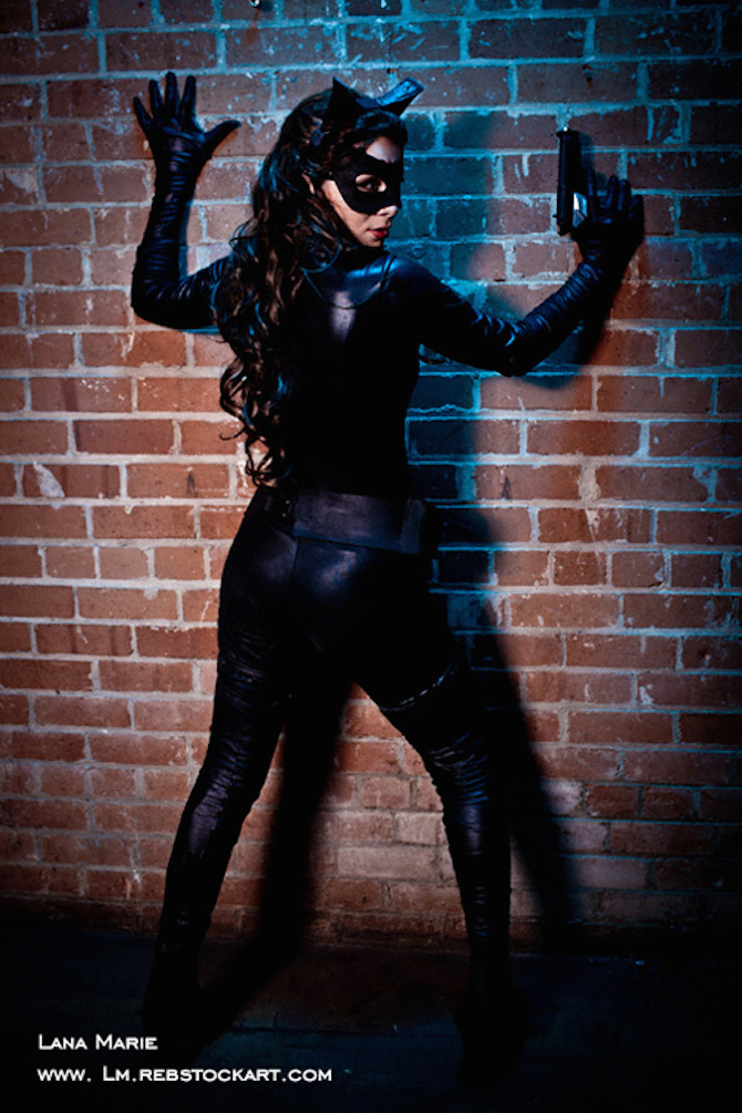 CC Catwoman Lana Marie