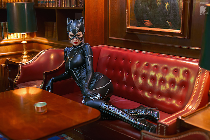 CC Catwoman Rei Doll