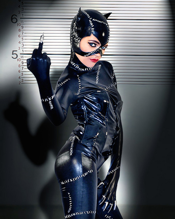 CC Catwoman Th3 Rogue