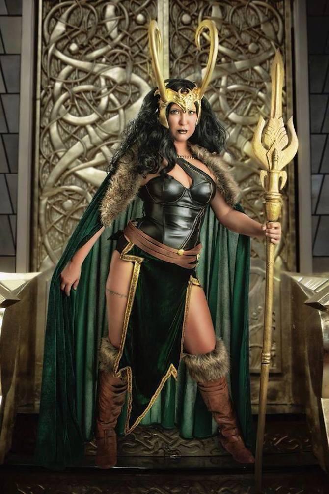 CC Lady Loki Rowan Rayne