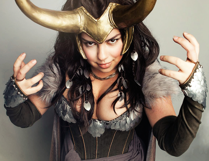 CC Lady Loki Strikes Twice