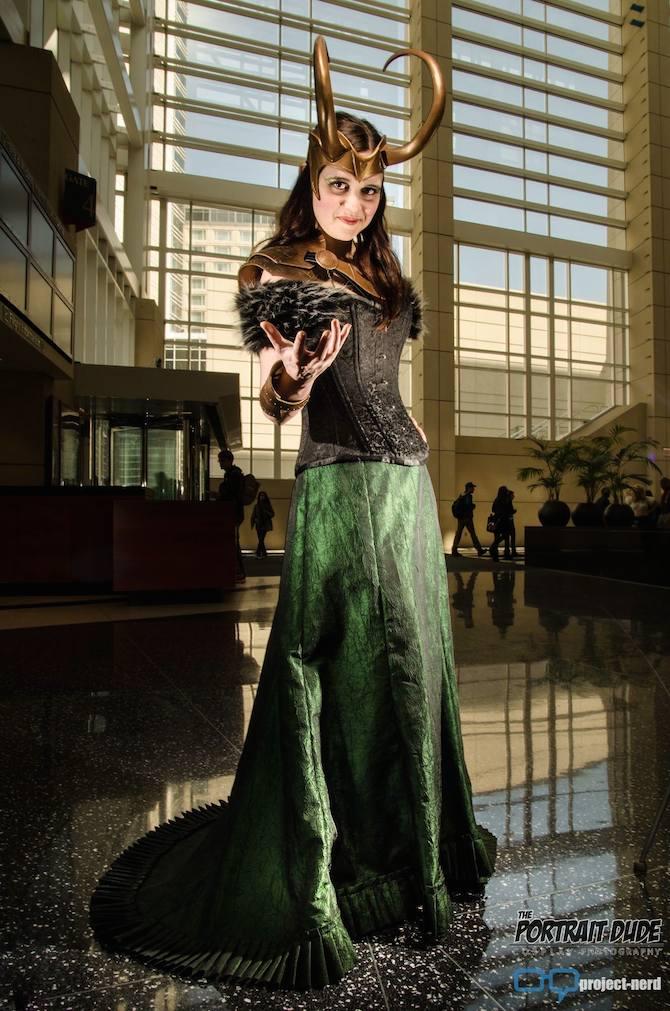 CC Lady Loki Von Katz