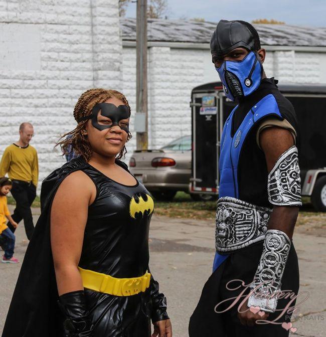 Cleveland Comic Con, Marvel, cosplay, costumers, reddit, cosplayers, DC Comics, Lady Death, steampunk, comics, Joker, Harley Quinn, Green Arrow, 15