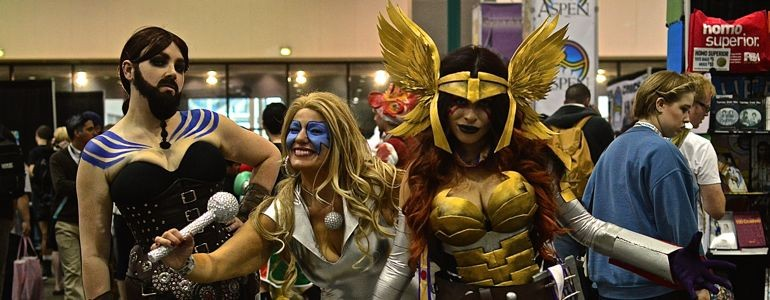 Stan Lee's Comikaze 2015: Cosplay Gallery