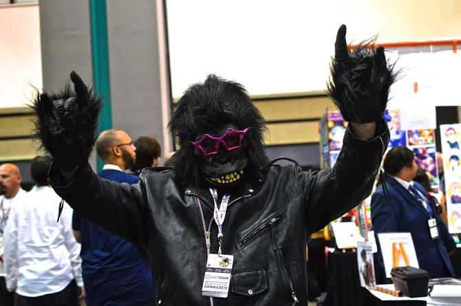 Comikaze, Stan Lee, Marvel, DCComics, comics, cosplay, costumes, CBR, comicbook, comic con, cosplayers, Dynamite, Dark Horse, Independent7
