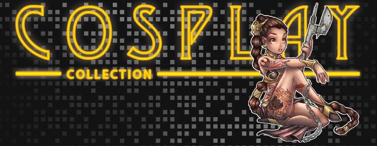 Cosplay Collection: Slave Leia Mashups