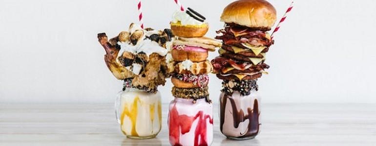 Extreme Milkshake Gallery