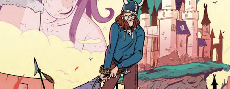 'Allen: Son of Hellcock' Comic Review