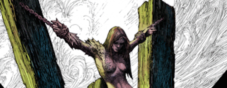 'Witchblade 20th Anniversary' (Art of) Hardcover