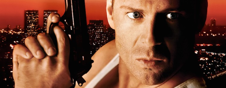 Deal: Nakatomi Plaza 'Die Hard' Collection Blu-ray