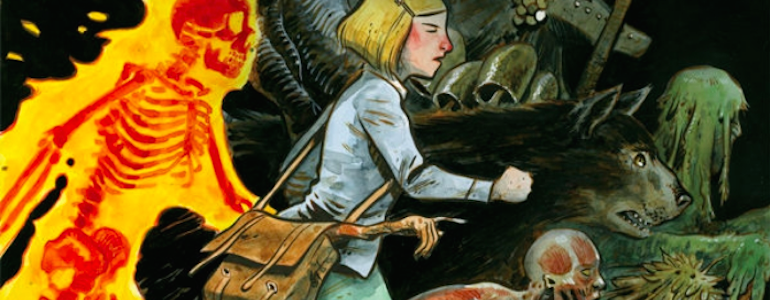 New Comics Wednesday: December 9th Edition