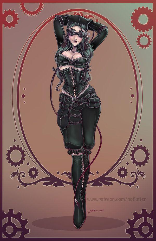 Jennifer, No Flurry, steampunk, character, costuming, cosplay, artist10