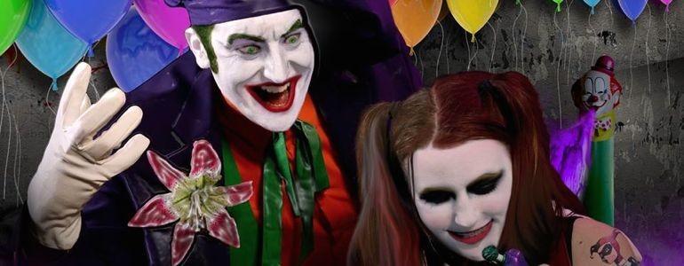 Joker and Harley Cosplay Gallery