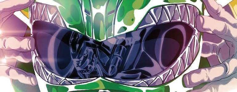 BOOM! Studios Goes Power Ranger
