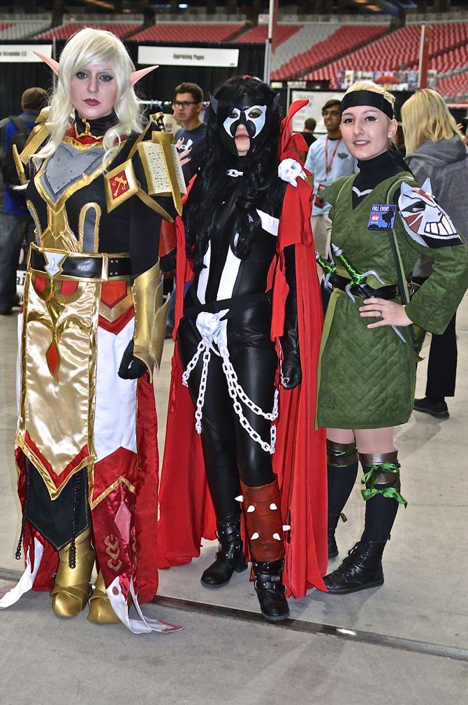 Project-Nerd, Marvel, DC Comics, comics, gaming, cosplay, costuming, cosplayers, over 30 cosplay, Phoenix Comicon Fan Fest, 15