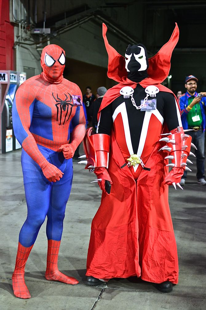 Project-Nerd, Marvel, DC Comics, comics, gaming, cosplay, costuming, cosplayers, over 30 cosplay, Phoenix Comicon Fan Fest, 16