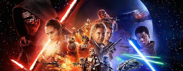 'Star Wars: The Force Awakens' Theatrical Review II
