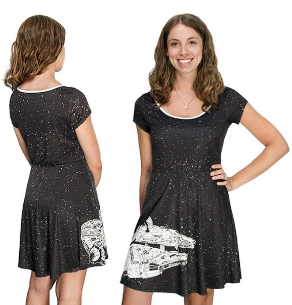 Star Wars Millenium Falcon Dress