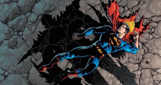 Superman v Doomsday Death