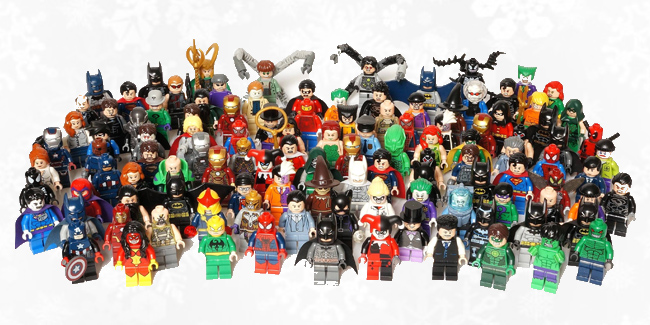 Ten-Gifts-Comics-Minifigs