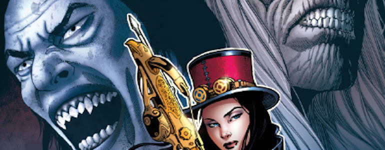 'Van Helsing: One Shot' Comic Review
