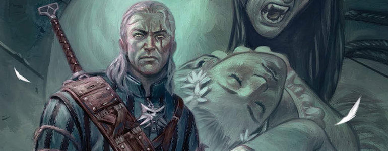'The Witcher Volume 2: Fox Children' TPB Comic Review