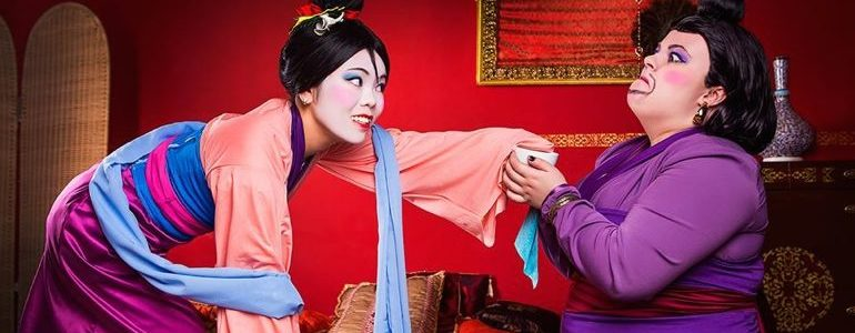 Mulan Cosplay Gallery