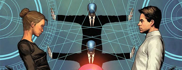 'Symmetry' #1 Comic Review
