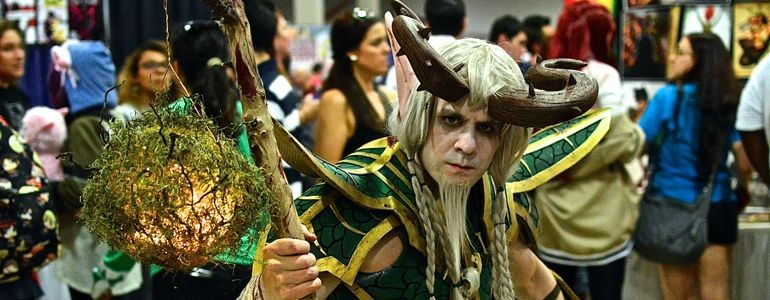 Magic City Comic Con Gallery