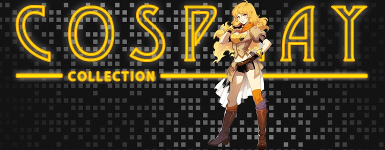 Cosplay Collection: Yang Xio Long