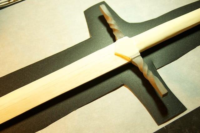 Costume Tutorials: Sword Making with Worbla – Project-Nerd