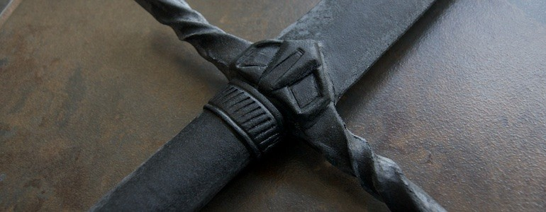 Costume Tutorials: Sword Making with Worbla