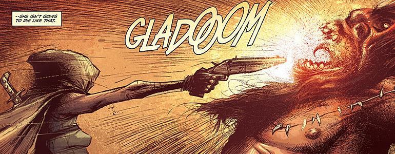 'Devolution' #1 Comic Review