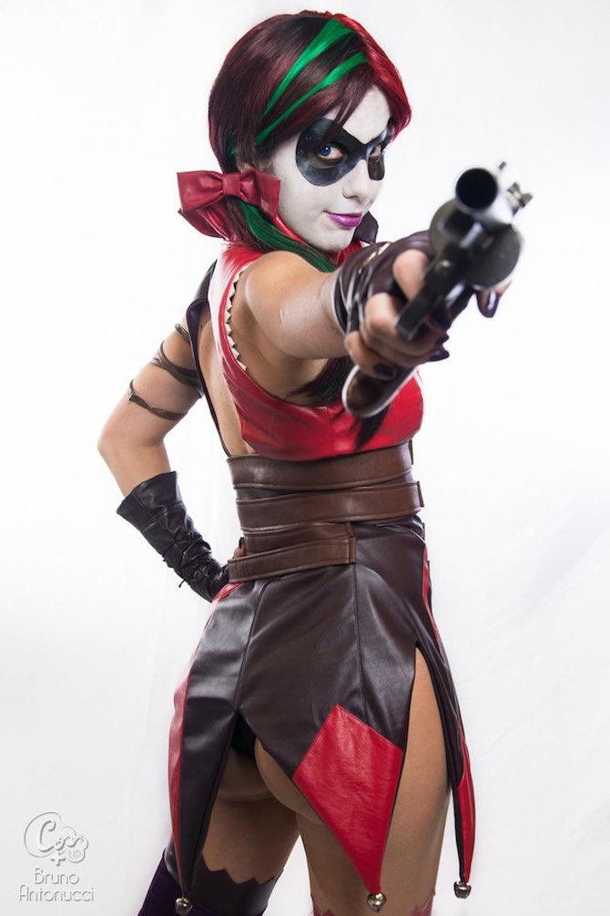 Injustice Harley Lila Hime