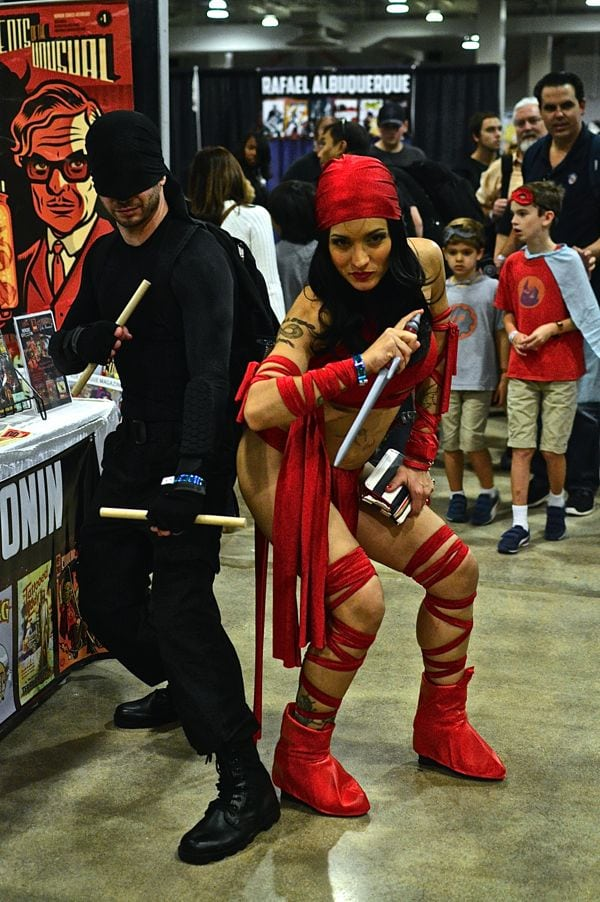 Magic City Comic Con, 3, cosplay, comics, Marvel, DC Comics, Anime, Rocky Horror PIcture Show, Power Rangers4