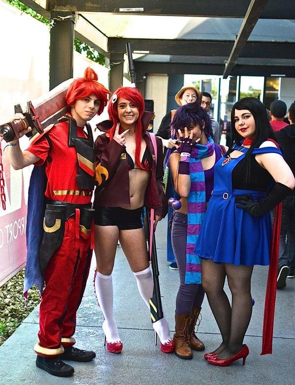 Magic City Comic Con, cosplay, comics, Marvel, DC Comics, Anime, Rocky Horror PIcture Show, Power Rangers08